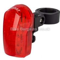 Smart 7 LED 3 Function Rear Cycling Light