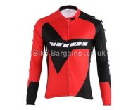 Vitus Bikes Long Sleeve Thermal Cycling Jersey