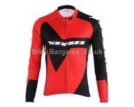 Vitus Bikes Long Sleeve Thermal Cycling Jersey