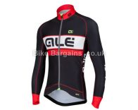 Ale PRR Bering Long Sleeve Cycling Jersey