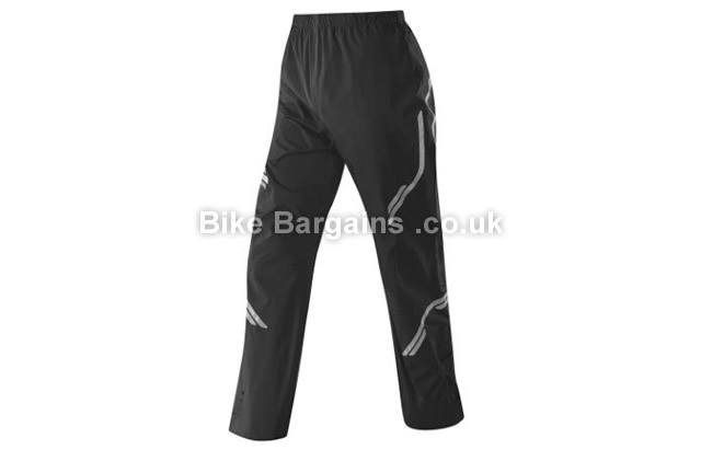 Altura Night Vision Waterproof Cycling Overtrousers XL, Black