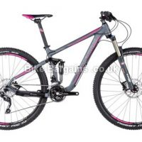 Bergamont Contrail 6.4 FMN Ladies 29″ Alloy Full Suspension Mountain Bike 2014