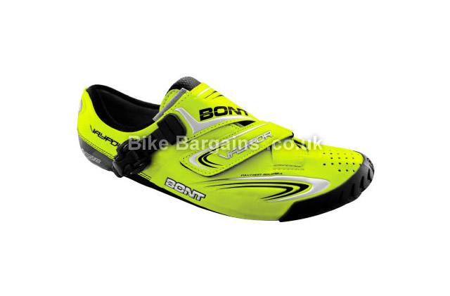 Bont Vaypor Road Shoes 36, Black, White