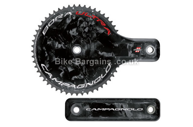Campagnolo Bora Ultra Road 11 speed Carbon Chainset 175mm