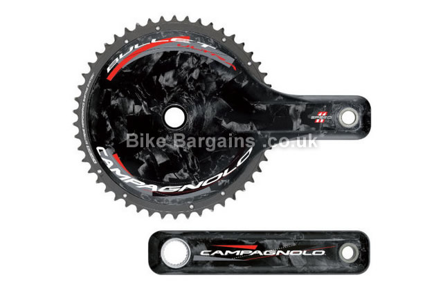 Campagnolo Bullet Ultra 11 speed Carbon Road Chainset 172.5mm, 175mm