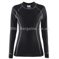 Craft Ladies Active Long Sleeve Cycling Base Layer