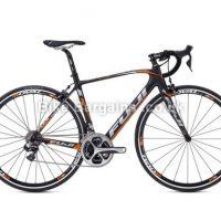 Fuji Supreme 1.1 Ladies Black Orange Carbon Road Bike 2014