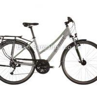Ghost Panamao 3 Ladies Grey City Bike 2015
