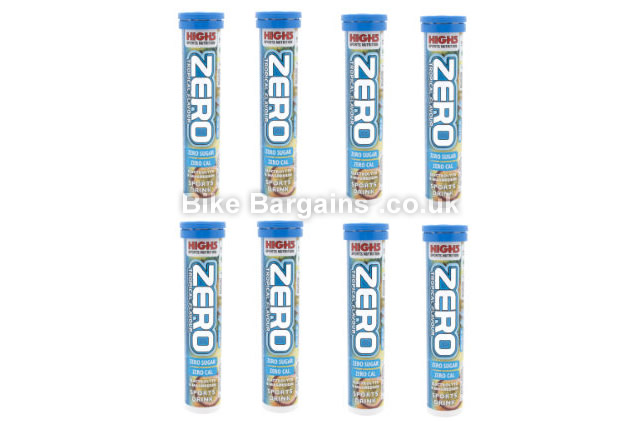 High5 Zero Electrolyte Drink 8 pack of 20 tabs various flavours