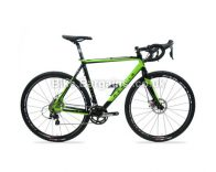 Merlin X2.0 105 11 Speed Alloy Green Cyclocross Bike 2015