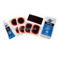 Park Tool VP1C Vulcanising Puncture Patch Kit