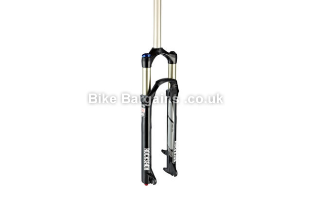 RockShox Recon Gold TK Solo Air 29 inch Mountain Bike Suspension Forks black, 29 inch, 120mm