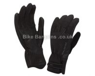 SealSkinz Ladies Highland XP Black Cycling Gloves