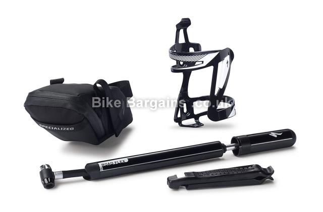 Specialized Black Cycling Starter Kit black, gold