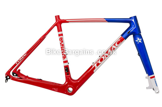 Tomac Mesa Verde USA Carbon Disc Cyclocross Frameset 2016 was sold ...