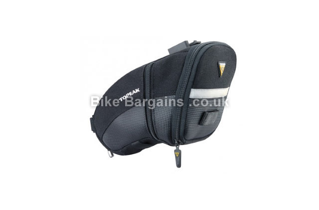 Topeak Aero Wedge (Clip On) Saddle Bag Large large