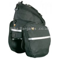 Topeak RX Cycle Trunk Bag DXP with Side Panniers
