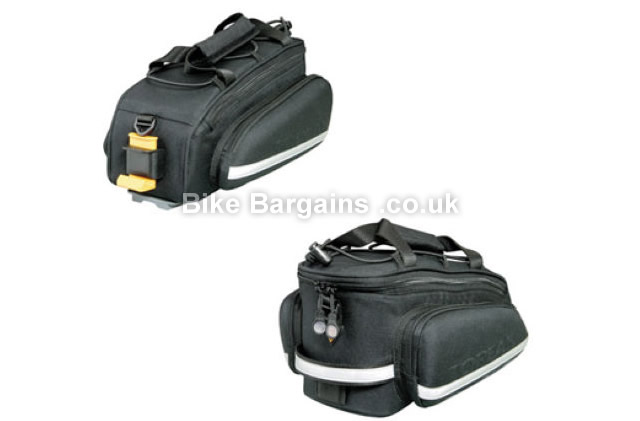 Topeak RX Cycling Trunk Bag EX without Panniers black