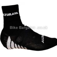 Altura Black White Cycling Oversocks