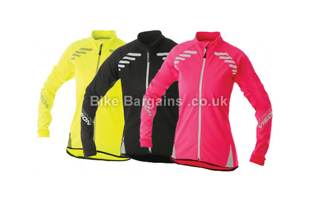 Altura Night Vision Ladies Windproof Cycling Jacket 8