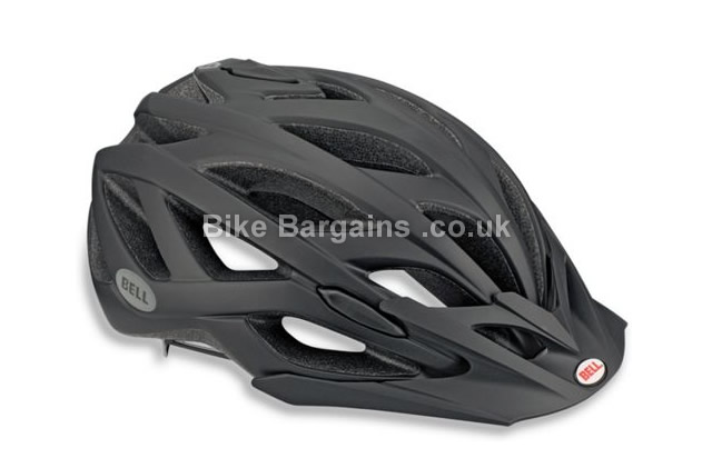 Bell Sequence MTB Helmet 2014 S, black - L is £31!
