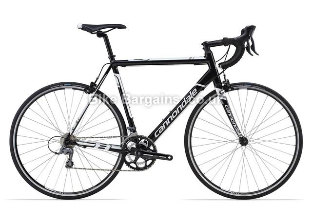 Cannondale CAAD8 Claris 8 Black Road Bike 2016 54cm, 56cm
