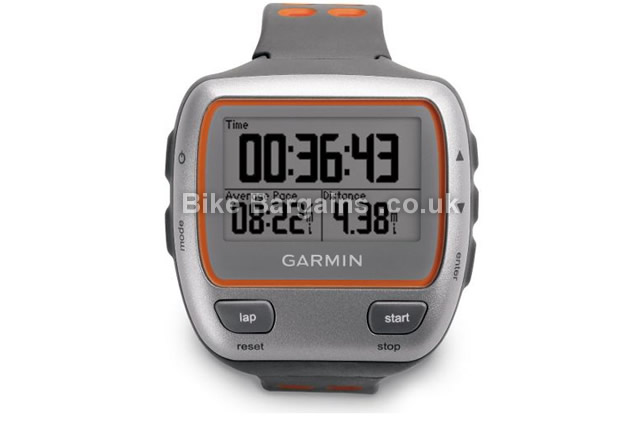 Garmin Forerunner 310XT Heart Rate Monitor Bundle NOH grey, HRM