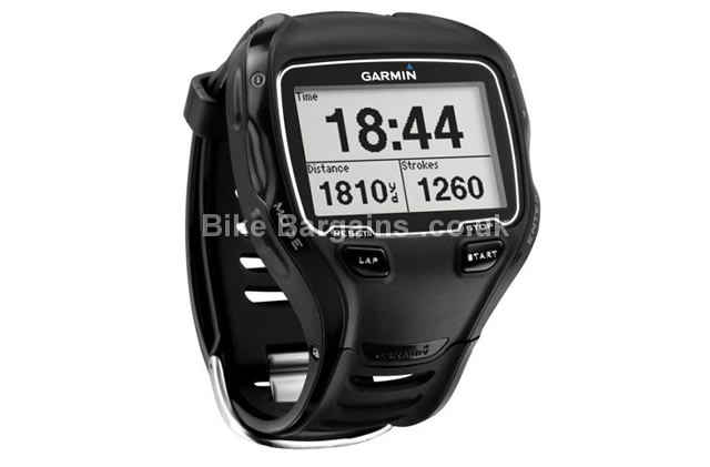 Garmin Forerunner 910XT GPS Sports Waterproof Watch black