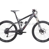 Ghost Cagua 6591 EI 27.5″ Alloy Full Suspension Mountain Bike 2014