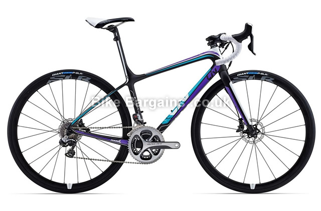 Giant Avail Advanced SL 0 Composite Medium Ladies Road Press Bike 2015 810mm