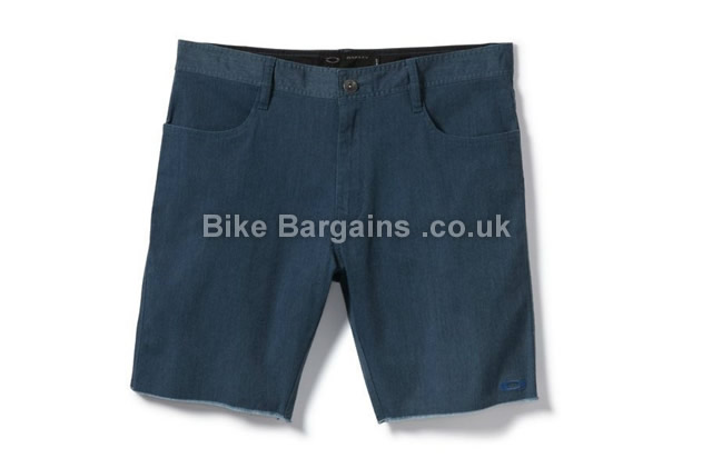 Oakley Slats Casual Short Blue 36