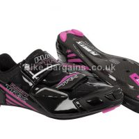 Planet X TRX Carbon Black Triathlon Shoe
