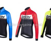 Santini 365 Meridian Warmsant Winter Jacket