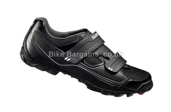 Shimano M065 MTB SPD Black Cycling Shoes 2016 37, Black