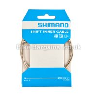 Shimano Silver Stainless Steel Gear 2100mm Inner Wire