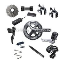 Shimano Ultegra 6870 Di2 11 Speed Road Bike Groupset