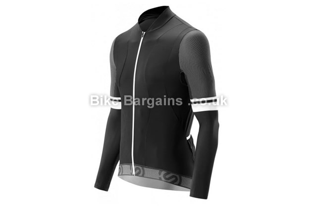 Skins Cycle Tremola Compression Long Sleeve Jersey was sold for £40 ... ab1277002