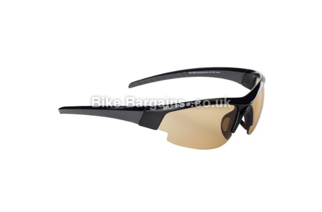 Swiss Eye Gardosa Evolution Cycling Sports Sunglasses black, M