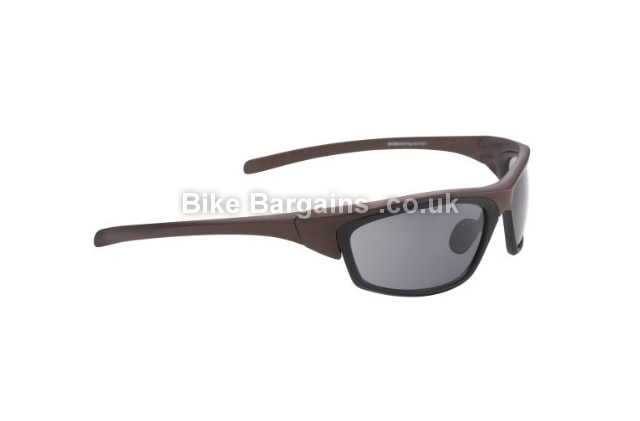 Swiss Eye Switch Sports Brown Cycling Sports Sunglasses brown