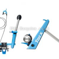 Tacx T2650 Blue Matic Folding Mag Trainer