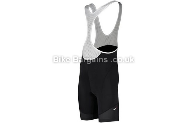 Agu Ladies Pro Elite Black Bib Shorts XS, black