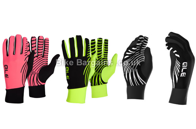 Ale Liner Fleece Cycling Gloves S,M,L,XL