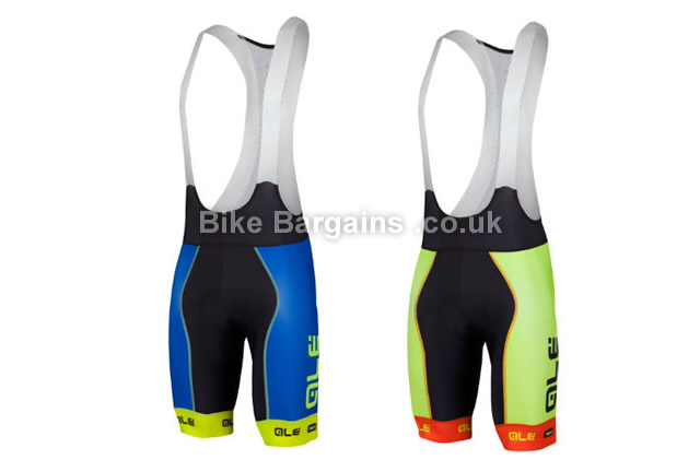 Ale PRR Ponente Thermal Fleece Winter Bib Shorts S,M,L,XL,XXL
