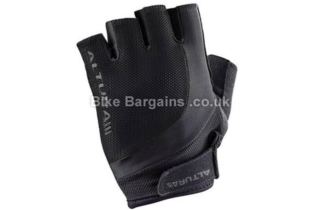 Altura Gravity Mitts S, Black, Mitts, Nylon, Polyester, Synthetic Leather, Velcro