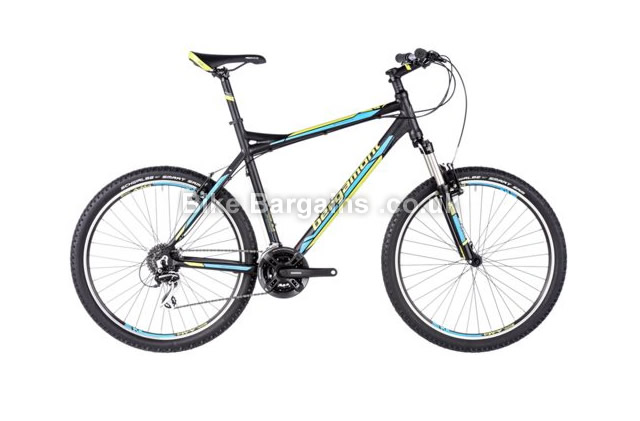 Bergamont Vitox 6.4 6061 Alloy MTB Hardtail Bike 2014 56cm, black