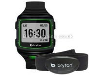 Bryton Cardio 40 GPS Heart Rate Monitor Running USB Watch