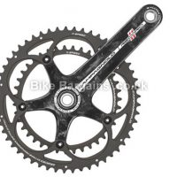 Campagnolo Record Carbon Black Double 11 speed Road Chainset