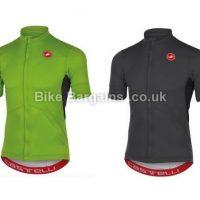 Castelli Imprevisto Nano Water-Repellent Short Sleeve Jersey