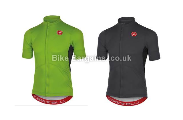 Castelli Imprevisto Nano Water-Repellent Short Sleeve Jersey was ... 78254e1f2