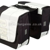 Cordo CRD Quick Lock Carrier White Medium 19L Double Pannier Bag